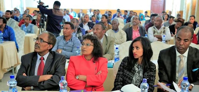 Consultative workshop on environmental law enforcement held in Adama