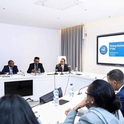 National Initiative Launched to improve Ethiopia's Investment