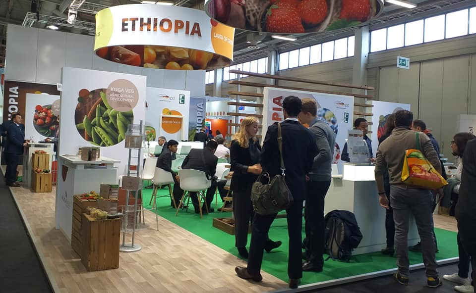 Fruitlogistica 2019 Berlin, Germany.