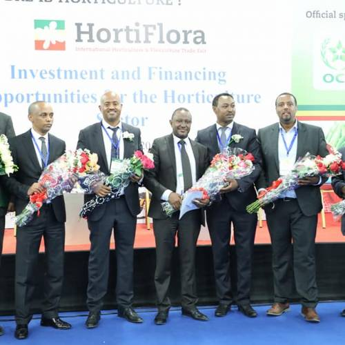 HORTIFLORA EXPO PROVIDES PLATFORM FOR FRUITFUL DELIBERATIONS