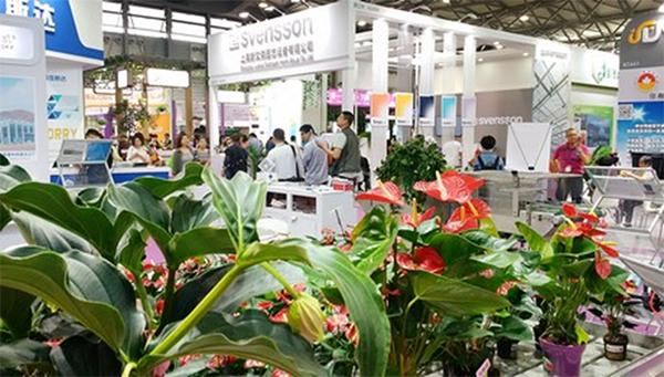 Hortiflorexpo IPM Shanghai 2019 opens today