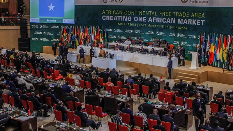Global foreign direct investment is down, but not in Africa