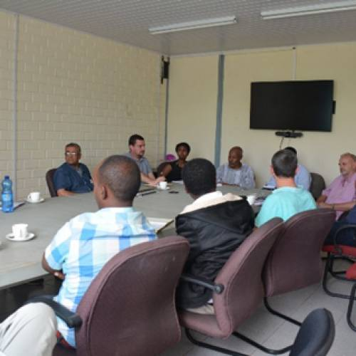 KoKa Cluster Meeting held to strengthen farms collaboration