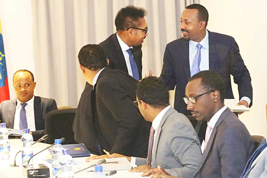 Prime Minister Abiy Ahmed (PhD) has formed a new national steering committee to oversee and reform the investment climate and employment regime