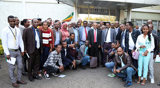 Ethiopian Airlines Group Launches Sustainability Initiative to Support Local Farmers