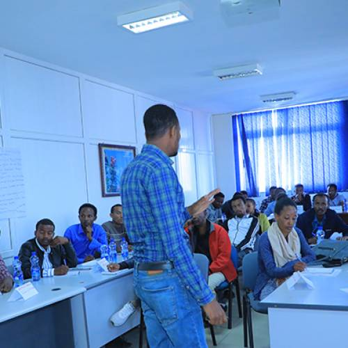 Environmental Risk Assessment and Management Training Delivered