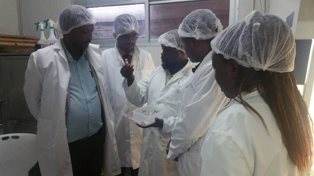 Horticulture Stakeholders Visits Plant Protection Sites in Holland and Kenya