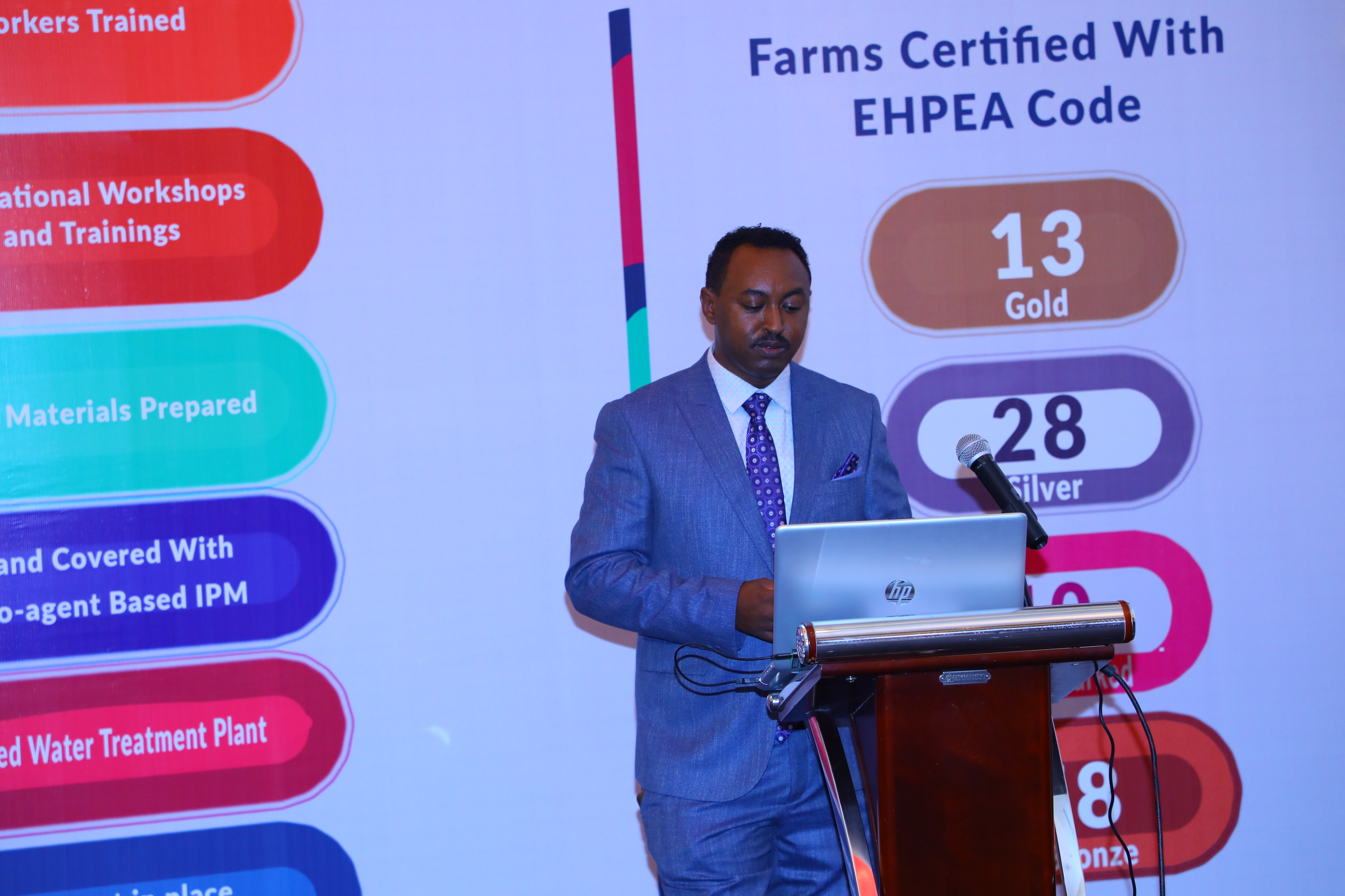 EHPEA launches its accredited TVET Training Institute; ADDIS ABABA, January 28, 2021