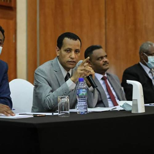 EHPEA Holds Discussion with National Bank of Ethiopia